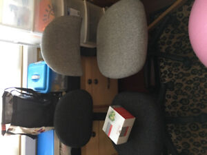 Office Chairs ea 8.00
