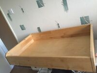IKEA Komplement drawers x 2 (beech)