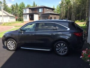 2016 Acura MDX Technologie with GPS and DVD
