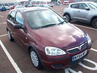 Vauxhall/Opel Corsa 1.0i 12v 2005.5MY Life