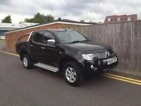 Mitsubishi L200 2.5 DI-D Trojan 4WD 4dr CAMBELT REPLACED NO VAT 1 OWNER 2009
