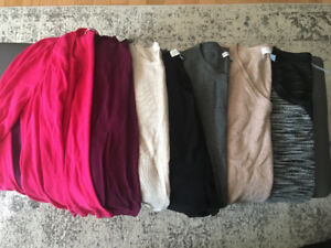 Long Sleeve Maternity Tops and Sweaters