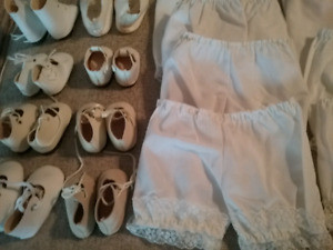 Doll Shoes & Undergarments  ($1 Pair)