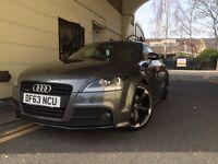 Audi TT 2.0 TDI Quattro Black edition 63(14)