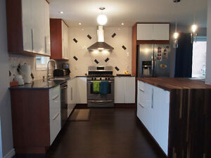 Repaint Your Kitchen Cabinets - Save Big!