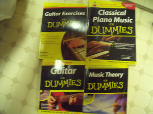 guitar books, magazines and guides