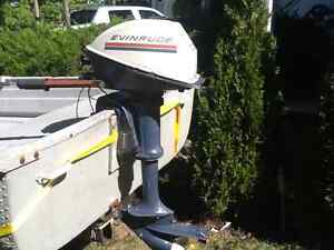 4 hp outboard motor