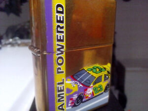 1997 Camel Powered Zippo Lighter""