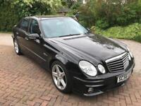 Mercedes-Benz E63 AMG 6.2 7G-Tronic AMG
