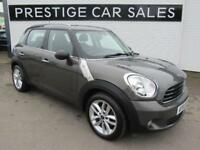2014 MINI Countryman 1.6 One D (Salt) 5dr Diesel grey Manual