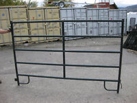 "Corral Panels - 5 X 9'6"" Light Duty"