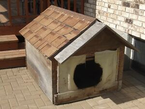 Dog House Insulated