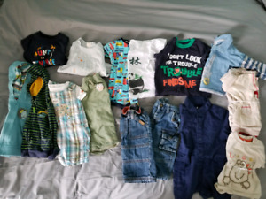 Boys Lot of Clothing  3-12 months