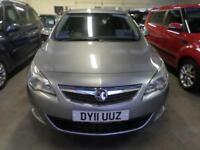 Vauxhall Astra 2.0 SE CDTi 5dr Automatic DIESEL AUTOMATIC 2011/11