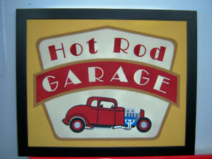 Hot Rod Garage AutoArt