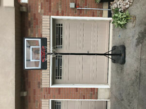 Basketball hoop - adjustable - used