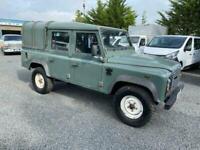 Land Rover defender 110 tdci d/cab 5 seater