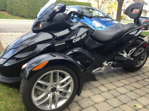 Canam Spyder RS