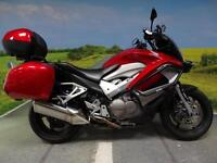 Honda VFR800 Crossrunner 2012 **Full luggage Specc'd up Example!**