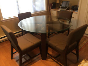 Attica Dining Table and Chairs