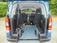 Citroen Berlingo 1.6TD XTR WAV Wheelchair Accessible Vehicle Disability Car