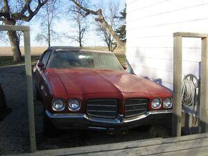 1972 Pontiac Lemans 400