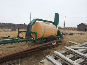 Complete Spray Air 80' sprayer for parts.  REDUCED