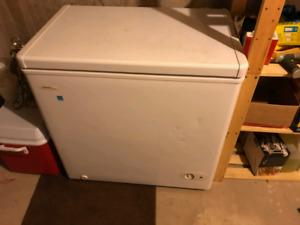 Danby 5 cubic feet freezer