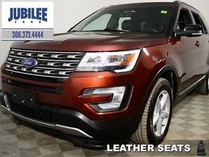 2016 Ford Explorer XLT  DUAL MOONROOF  LEATHER