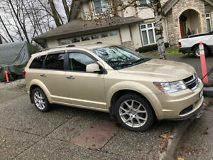 2011 Dodge Journey RT AWD SUV, Crossover