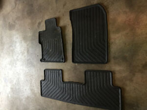 Honda Winter Mats 2013 Honda Civic