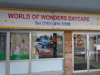 Awesome! WOW! ...WOW Daycare BRENTWOOD BLVD.Sherwood Park