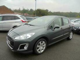 image for 2013 Peugeot 308 1.6 HDi 92 Active 5dr HATCHBACK Diesel Manual