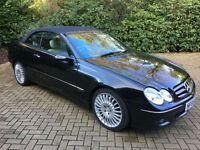 2005/55 Mercedes-Benz CLK350 3.5 7G-Tronic Avantgarde