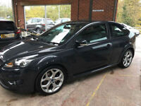 2008 58 FORD FOCUS 2.5 ST-2 225 ST2,ONLY 61000 MILES WITH FULL SERVICE HISTORY,