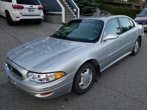 2000 Buick Lesabre Custom w/Free CarProof