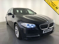2014 BMW 518D SE AUTOMATIC DIESEL ESTATE 1 OWNER SERVICE HISTORY FINANCE PX