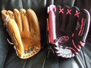 Leather Ball Gloves