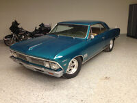 NOW 17,000  SACRIFICE SALE   !!!1966 Beaumont ..HARD TO FIND !!!