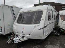 Abbey GTS Vogue 418 COMPACT FIXED BED 2007