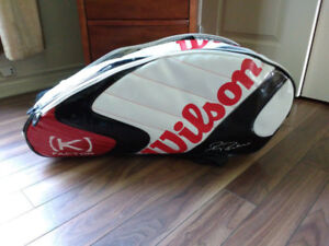 Wilson K Factor Six-One Tour 90 Limited Edition Tennis Bag RF