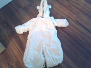 NEWBORN FULL BODY COAT/SUIT