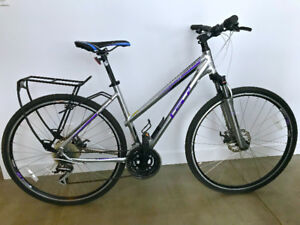 Women's GT Transeo 4.0 Hybrid Bike 2014 Large