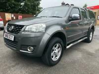 61 plate -Great Wall Motor Company Steed - one year mot - 98K miles