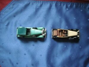 """Matchbox """"Models of Yesteryear"""" by Lesney (made in England)"""