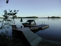 LAKE OF THE WOODS ISLAND CABIN FOR SALE