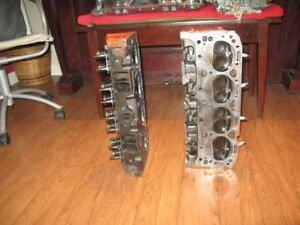 Chevy Hi-Po small block Heads
