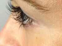 EYELASH EXTENSIONS $100.00 includes 1 fill until July 31/15