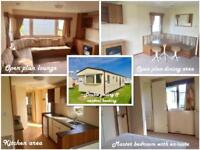Spacious Double Glazed Static Caravan For Sale In Great Yarmouth Norfolk