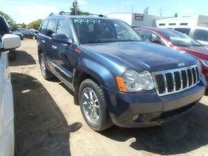 2010 Jeep Grand Cherokee Ltd Limited 4WD